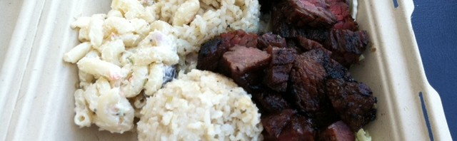 Teriyaki Steak at Ono to Go