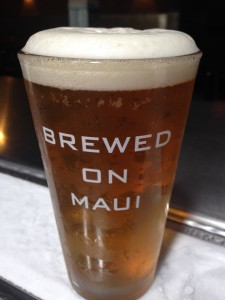 Brewed on Maui