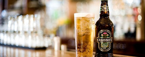 Crabbie's Ginger Beer Reaches Hawaii