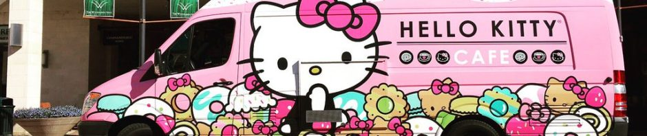 Hello Kitty Cafe Truck Coming to Hawaii