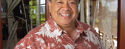 Sam Choy to develop student dining at Aloha Tower