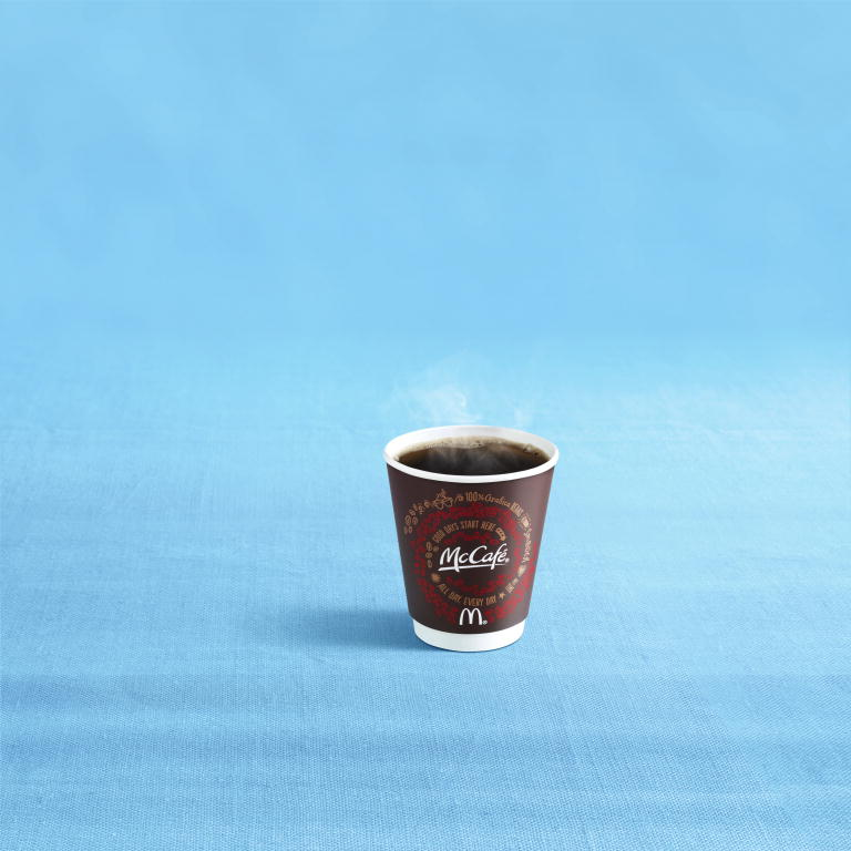 McDonald's McCafe Coffee