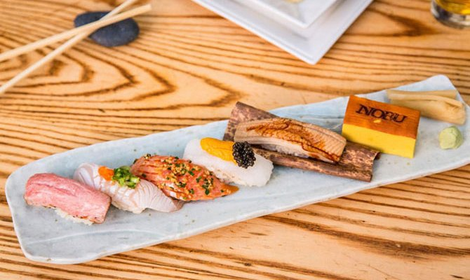 Nobu Las Vegas via The Daily Meal